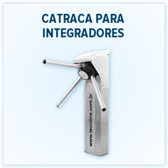 Catracas para Integradores