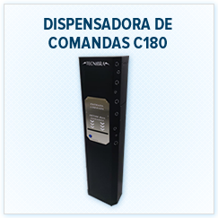 Dispensadora de Comandas C180