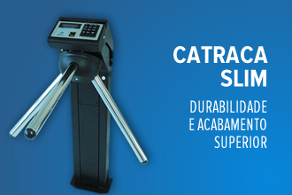 Catraca Slim