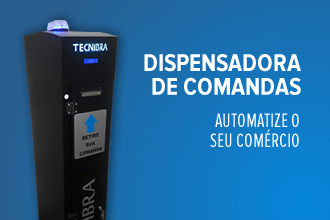 Dispensadora de Comandas
